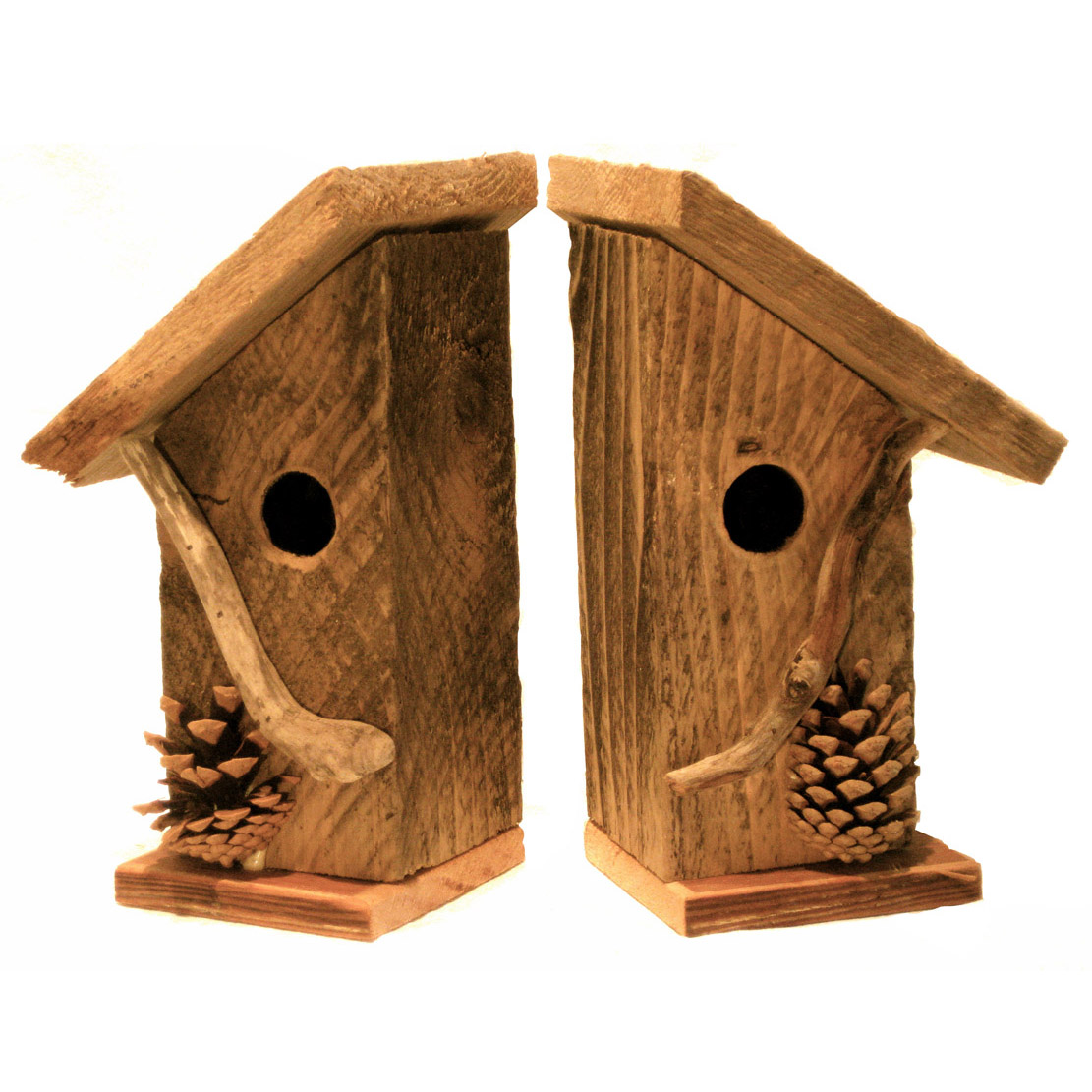 Birdhouse Birdhouse Bookends Whimsical Woods