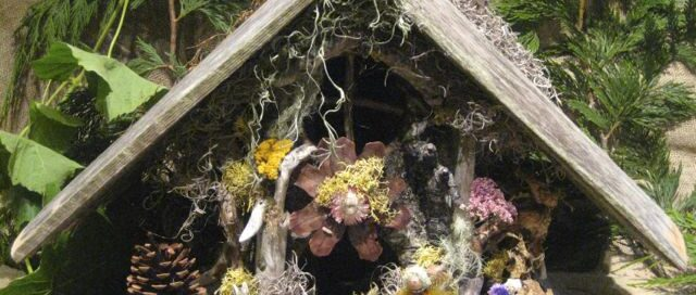 Whimsical Woods Fairy Home