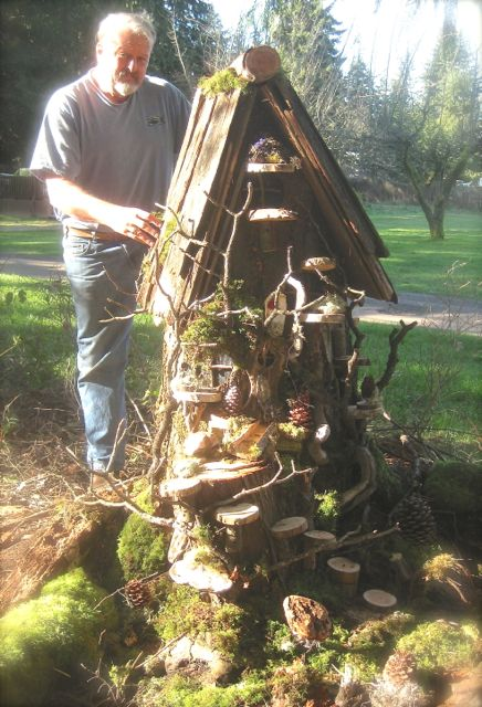 Gnome Home Project Update 4 Final Whimsical Woods